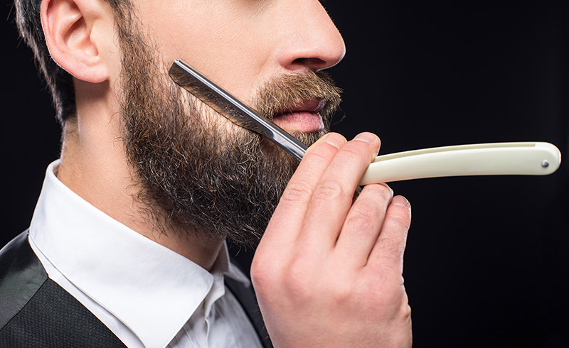 Refreshing Trim of your Beard